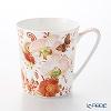 Rosenthal Belles Fleurs Mug with Handle 340 ml, oranges