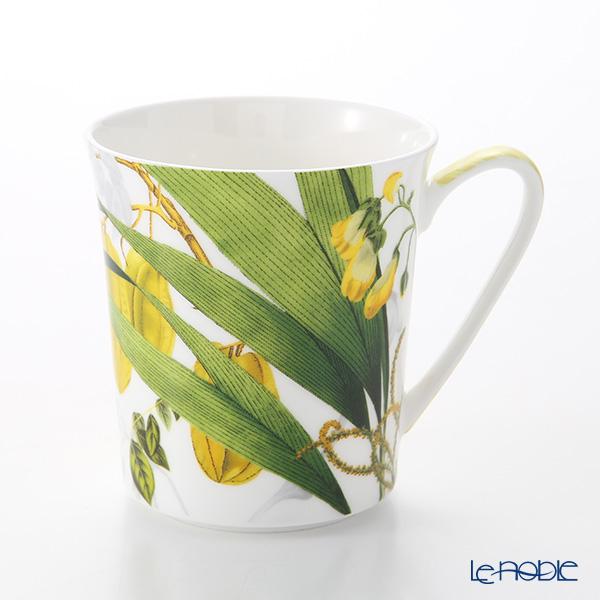 Rosenthal Belles Fleurs Mug with Handle 340 ml, jaunes