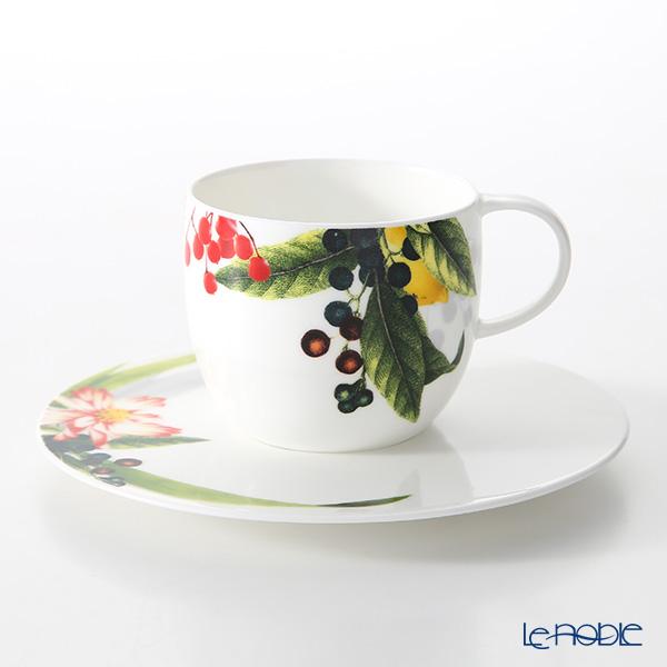 ローゼンタール Les Fruits du Jardin フルーツガーデン コーヒーカップ&ソーサー 200ml