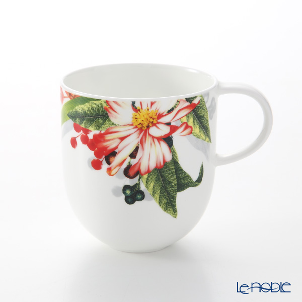 Rosenthal Brillance Les Fruits du Jardin Mug with Handle 340 ml