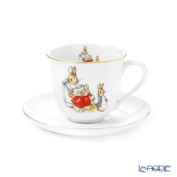 ロイター・ポーセリン ビアトリクスポター 060.068/0 クラシック ピーターラビット ティーカップ&ソーサー