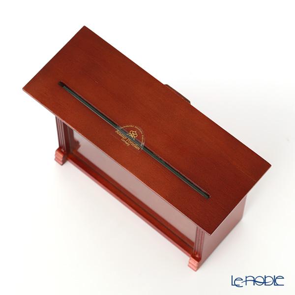 ロイター・ポーセリン ティー ショップ 001.700/9ミニチュア ピクチャーボックス M ガラス板付