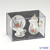 Reutter Porzellan 'Beatrix Potter - Peter Rabbit' 060.172/0 Miniature Tea Set