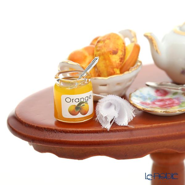 Reutter Porzellan 'Breakfast' 001.821/3 Miniature Table
