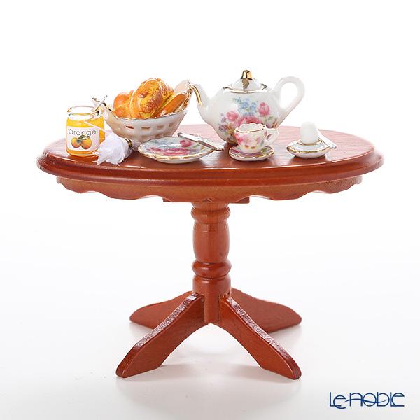 ロイター・ポーセリン ブレックファースト 001.821/3 ミニチュア テーブルセット