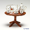 Reutter Porzellan 'Beatrix Potter - Peter Rabbit' 060.821/0 Miniature Coffee Table Set