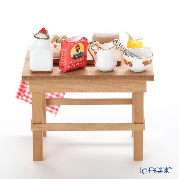 Reutter Porzellan 'Baking' 001.753/1 Miniature Table
