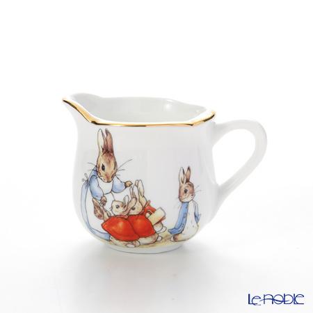Reutter Porzellan Beatrix Potter (Peter Rabbit) Peter & Friends Children Tea set for 2 persons in Book box