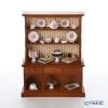 Reuters-porcelain cake buffet 001.745 / 3 Miniature Cabinet