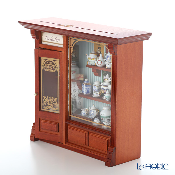 Reutter Porzellan 'Tea Shop' 001.798/2 Miniature Room Box (L)