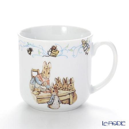 Reutter Porzellan 'Beatrix Potter - Peter Rabbit 150th Anniversary' 55.063/0 Mug
