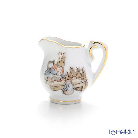 Reutter Porzellan Beatrix Potter (Peter Rabbit) 150th Anniversary 55.562/0 [Limited Edition 1000] Children Tea set for 4 persons in Basket box