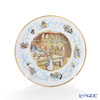 Reuters / porcelain by Beatrix Potter 150th anniversary 55205 / 0 15 cm plate.