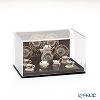 Reuters / porcelain Irish gold 001.354 / 6 Miniature coffee set (4 guests)