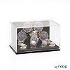 Reuters, porcelain gold onion 001.363 / 6 Miniature coffee set (4 guests)
