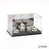 Reuters-porcelain blue floral 001.364 / 6 Miniature tea set (4 guests)