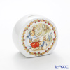 Reutter Porzellan 'Beatrix Potter - Peter Rabbit Flower band' 056.085/0 Money Bank10.5xH9cm