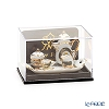 Reuters / porcelain Irish 001.646 / 5 Miniature coffee tray set