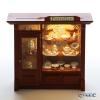 Reuters-porcelain porcelain shop 002.797 / w/5 LED light Miniature picture box L