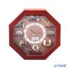 ロイター・ポーセリン ミュージック 001.668/1ウォールクロック 22×4.5×22cm