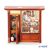 Reutter Porzellan 'Butcher Shop' 102.797/4 Miniature Picture Box with LED Light (L)