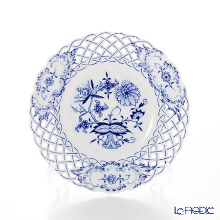 マイセン(Meissen) ブルーオニオン 800101/54800 飾り皿 15cm