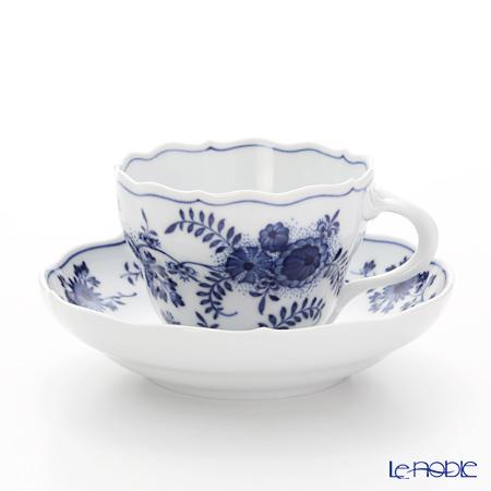 マイセン(Meissen) インド風の庭 813901/00582 コーヒーカップ&ソーサー 150cc