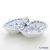 Meissen (Meissen) Blue onion 800101 / 53250 Comportdish H9cm/L24cm