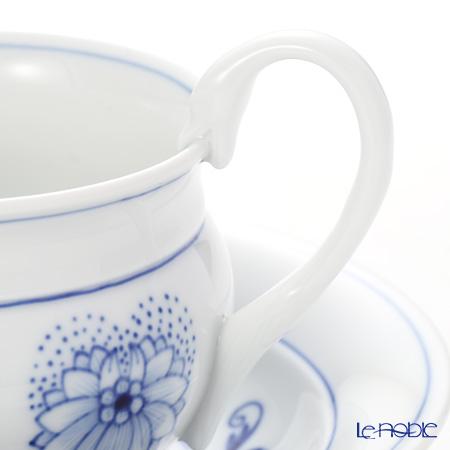 マイセン(Meissen) ブルーオニオン 800101/14582コーヒーカップ&ソーサー 200cc