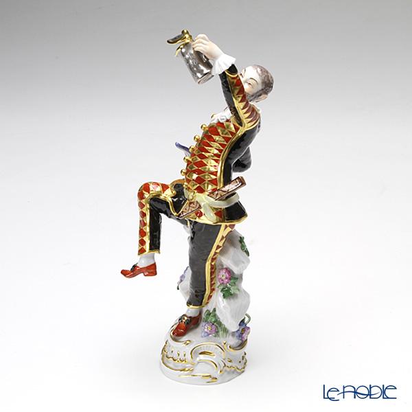 マイセン(Meissen) マイセン人形 900300/64551ジョッキを掲げるアルルカン