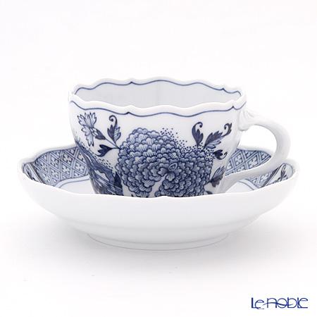 マイセン(Meissen) クリサンチウム 815201/00582 コーヒーカップ&ソーサー 150cc