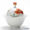 Meissen 'Wild Poppy' 615201/29824 Sugar Box 200ml