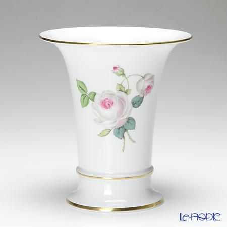 マイセン(Meissen) ホワイトローズ 029510/50035 花瓶 16cm