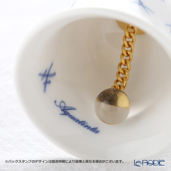 マイセン(Meissen) 散らし剣マーク 77a005/55M02ベルオーナメント 5cm
