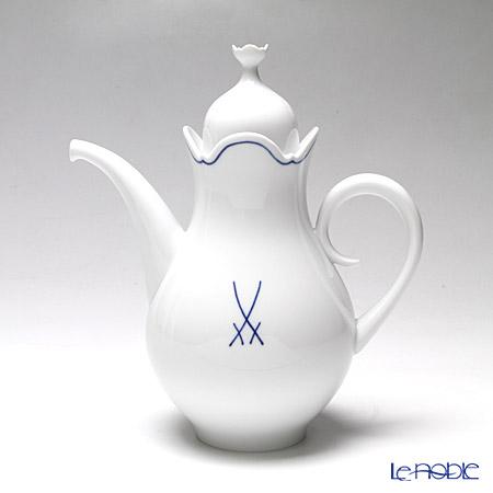 マイセン(Meissen) ホワイトマイセン(VIP) 825009/23693 コーヒーポット 1000cc