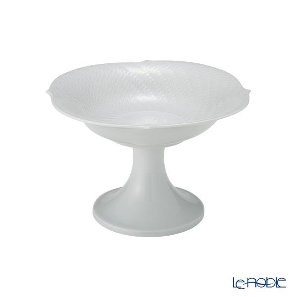 マイセン(Meissen) 波の戯れホワイト 000001/29982 足付きボウル 14cm