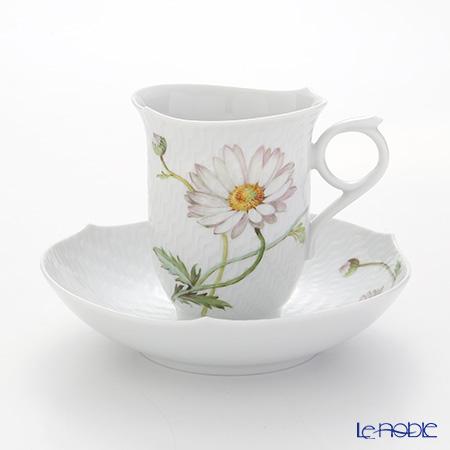 マイセン(Meissen) マーガレット 617601/29582 コーヒーカップ&ソーサー 180cc
