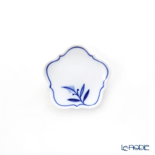 マイセン(Meissen) ブルーオニオン スタイル 801001/44230箸置き(ナイフレスト) 4.5cm