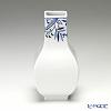 マイセン(Meissen) ブルーオニオン スタイル レッド&ゴールド 80a095/50097花瓶(角型) 13cm