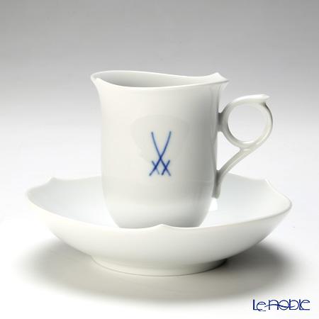 マイセン(Meissen) 剣マーク コレクション 825001/28582 コーヒーカップ&ソーサー 180cc