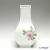マイセン(Meissen) ホワイトローズ 029501/50262花瓶(角型) 25.5cm