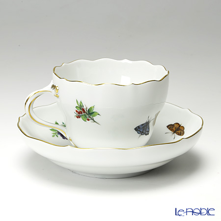 マイセン(Meissen) ビンテージバード 26c002/00582コーヒーカップ&ソーサー 200cc カワセミ