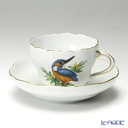 マイセン(Meissen) ビンテージバード 26c002/00582 コーヒーカップ&ソーサー 200cc カワセミ