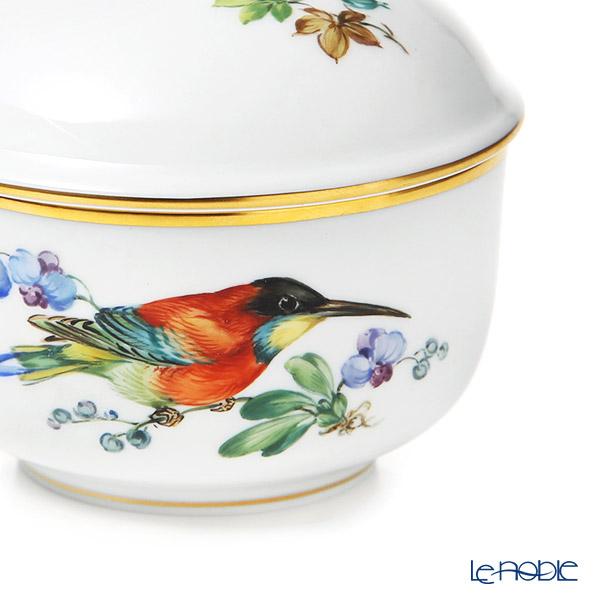 マイセン(Meissen) 鳥と虫 26C061/00822シュガー 9cm