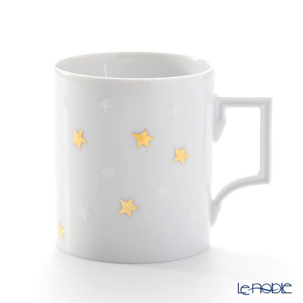 マイセン(Meissen) 星のきらめき 99A318-55320 マグ 0.24L/高さ9cm