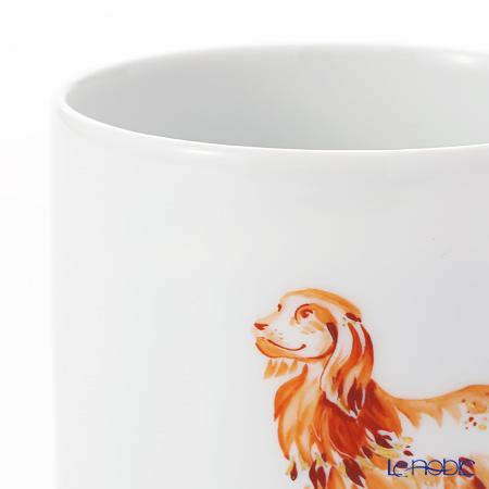 マイセン(Meissen) 680302/55810マグカップ 240cc(干支2018犬)