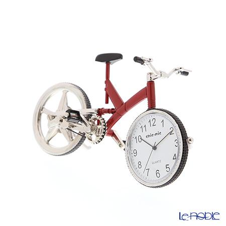 チックミック ミニチュア置時計 CH18853 マウンテンバイク