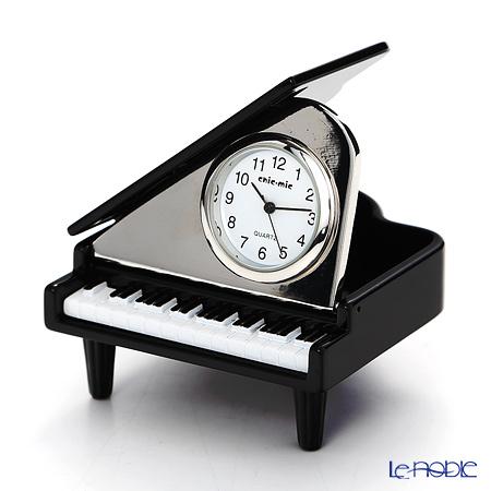 チックミック ミニチュア置時計 CH18867 楽器 ピアノ