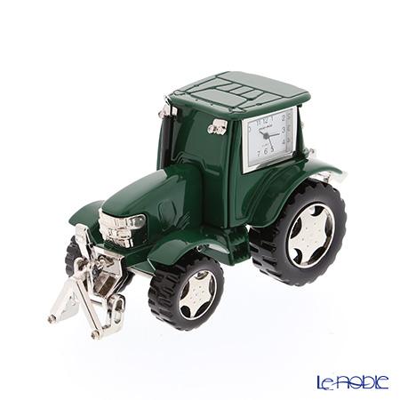 チックミック ミニチュア置時計 CH18869 トラクター グリーン