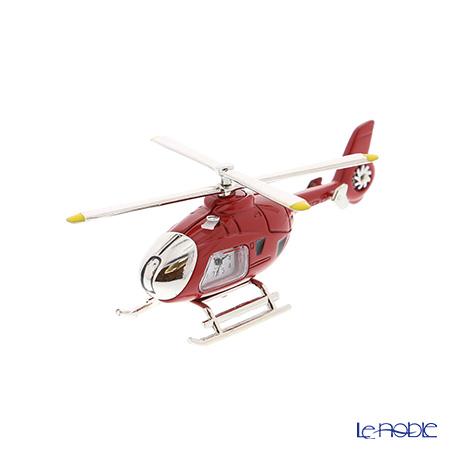 チックミック ミニチュア置時計 CH18923 ヘリコプター